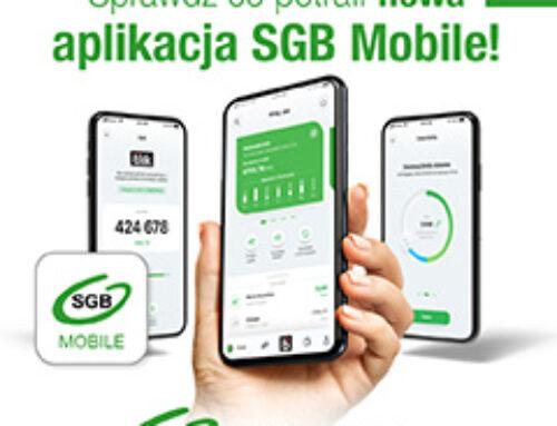 SGB Mobile – przewodnik po aplikacji